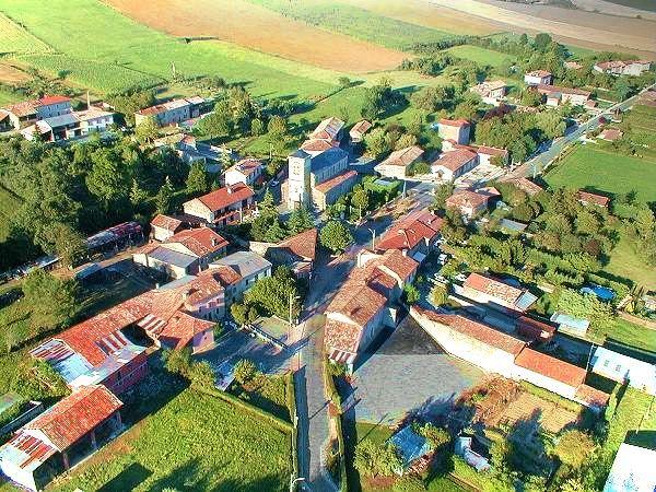 Photo aérienne de Bachas en Haute-Garonne
