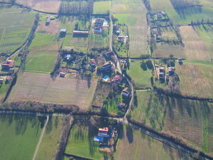 photo aérienne #1 de Cantiran, 32110 Caupenne d'Armagnac