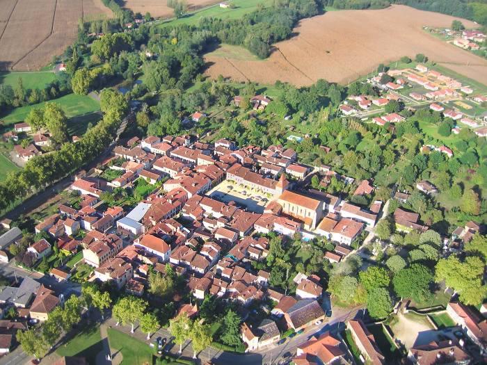 photo aérienne #2 de LaBastide d'Armagnac