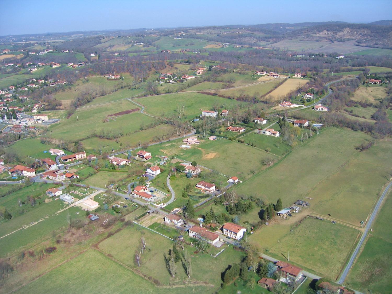 Photo aerienne de Landorthe