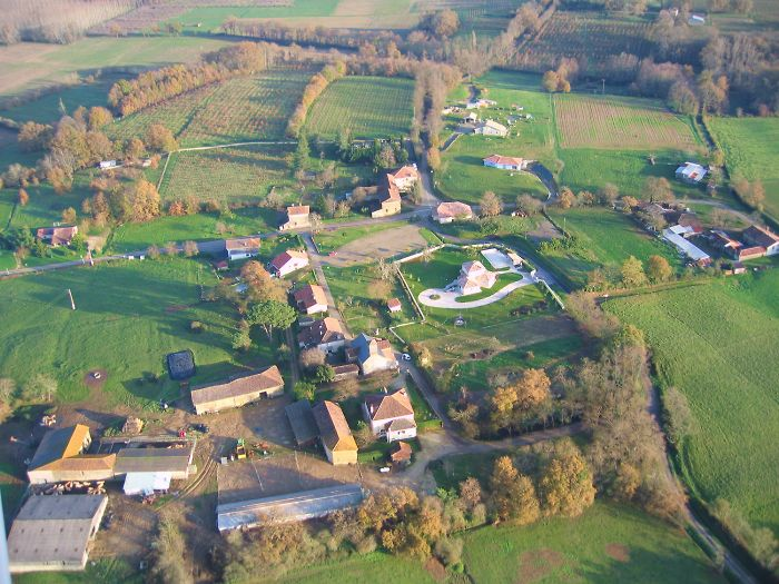 photo aerienne de Marguestau