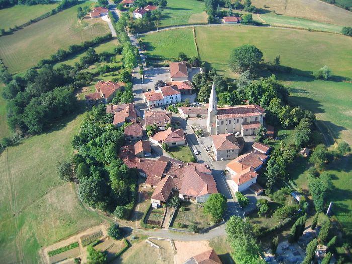 vue aerienne de Saint-André